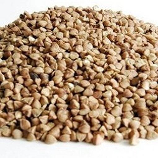 Picture of Buckwheat Groats, Organic 25#