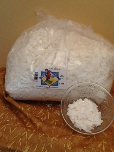 Picture of Coconut Chipped Organic 25#