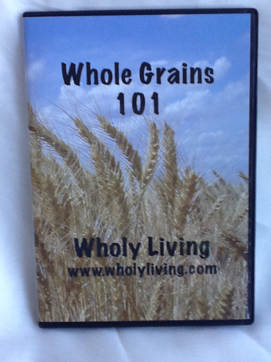 Picture of Whole Grains 101 DVD