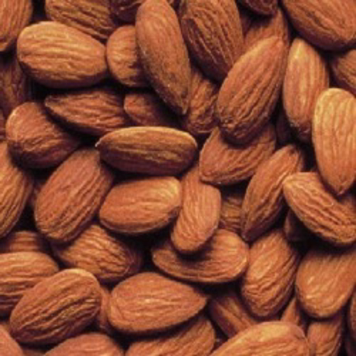 Picture of Almonds, Whole ~ Raw ~ 5# bag