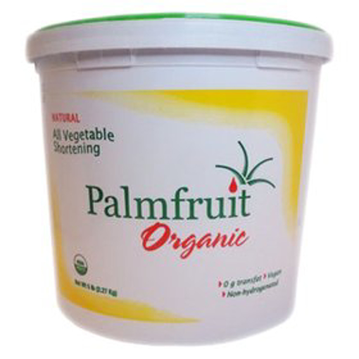 Picture of Palm Fruit Shortening  4.5#