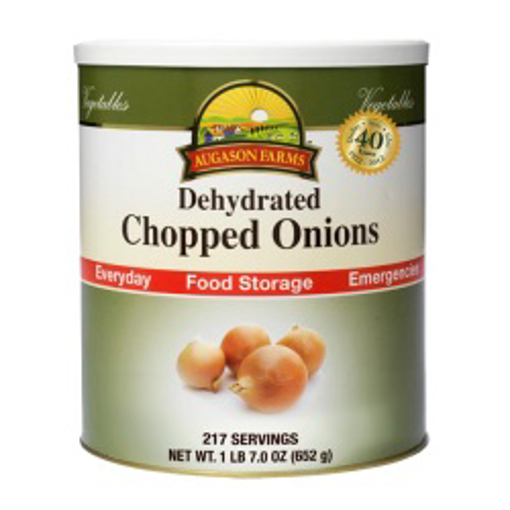 Picture of Onions, Chopped & Dehydrated