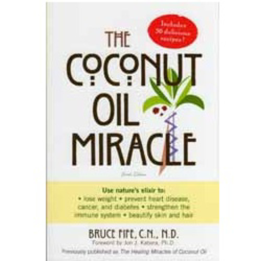 Picture of MIRACLE OF COCONUT OIL