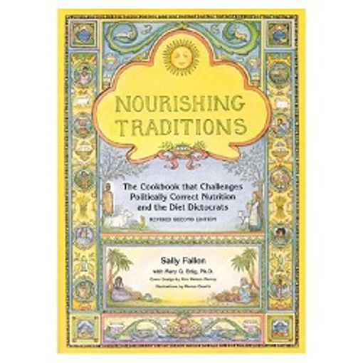 Picture of NOURISHING TRADITIONS