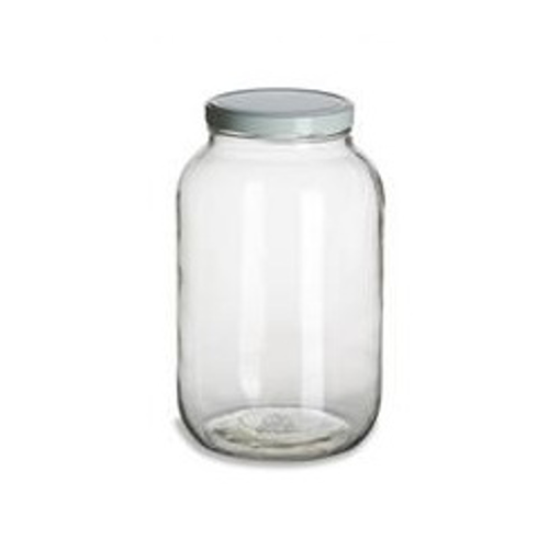 Picture of GALLON GLASS JARS - SET OF 4