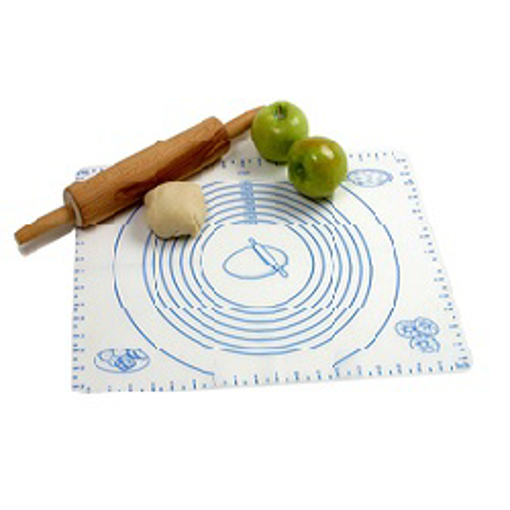 Picture of Silicone Prep Mat with Pie Crust Guides