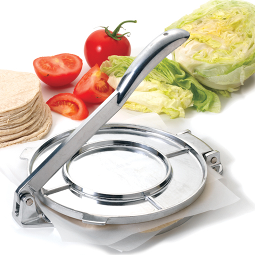 "Picture of DELUXE 8"" TORTILLA PRESS"