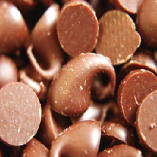 Picture of Milk Chocolate Chips ~ 25#