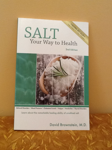 Picture of SALT Your Way to Health