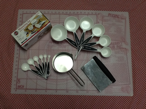 Picture of Bread Baking Tool Set