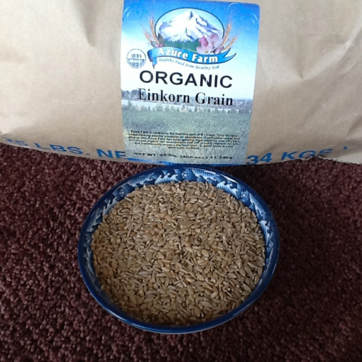Picture of Einkorn ~ Organic 5# Ancient Grain