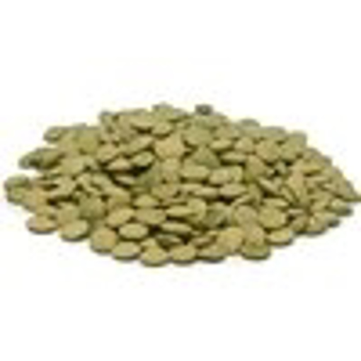 Picture of Green Lentils ~ Organic 25#