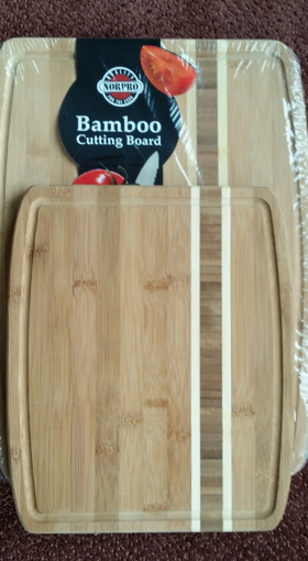 Picture of Bambbo Cutting Board 16 x 12