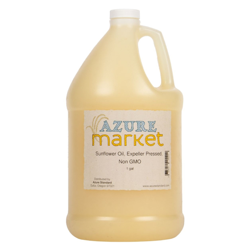 Picture of Sunflower Oil Gallon Organic