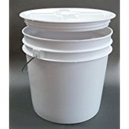 Picture of 2 Gallon Food Grade Pail with Lid