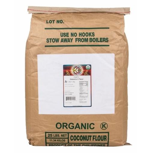 Picture of Coconut Flour ~ Organic 50#