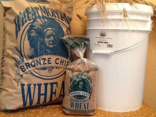 Picture of Bronze Chief Wheat 50#