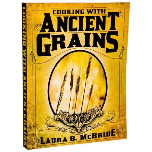 Picture of Cooking with Ancient Grains by Laura McBride