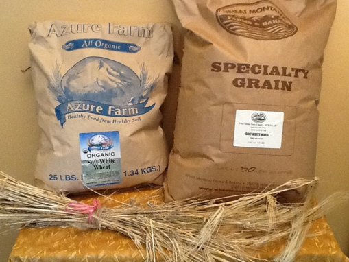 Picture of Soft White Pastry Wheat 25#