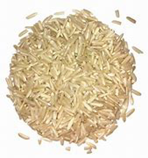 Picture of Rice, Long Grain Brown Basmati - Eco Farmed 25#